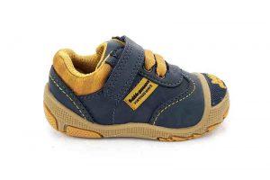 Zapato Velcro Cordón Jose para Niño - BubbleGummers 3549-205